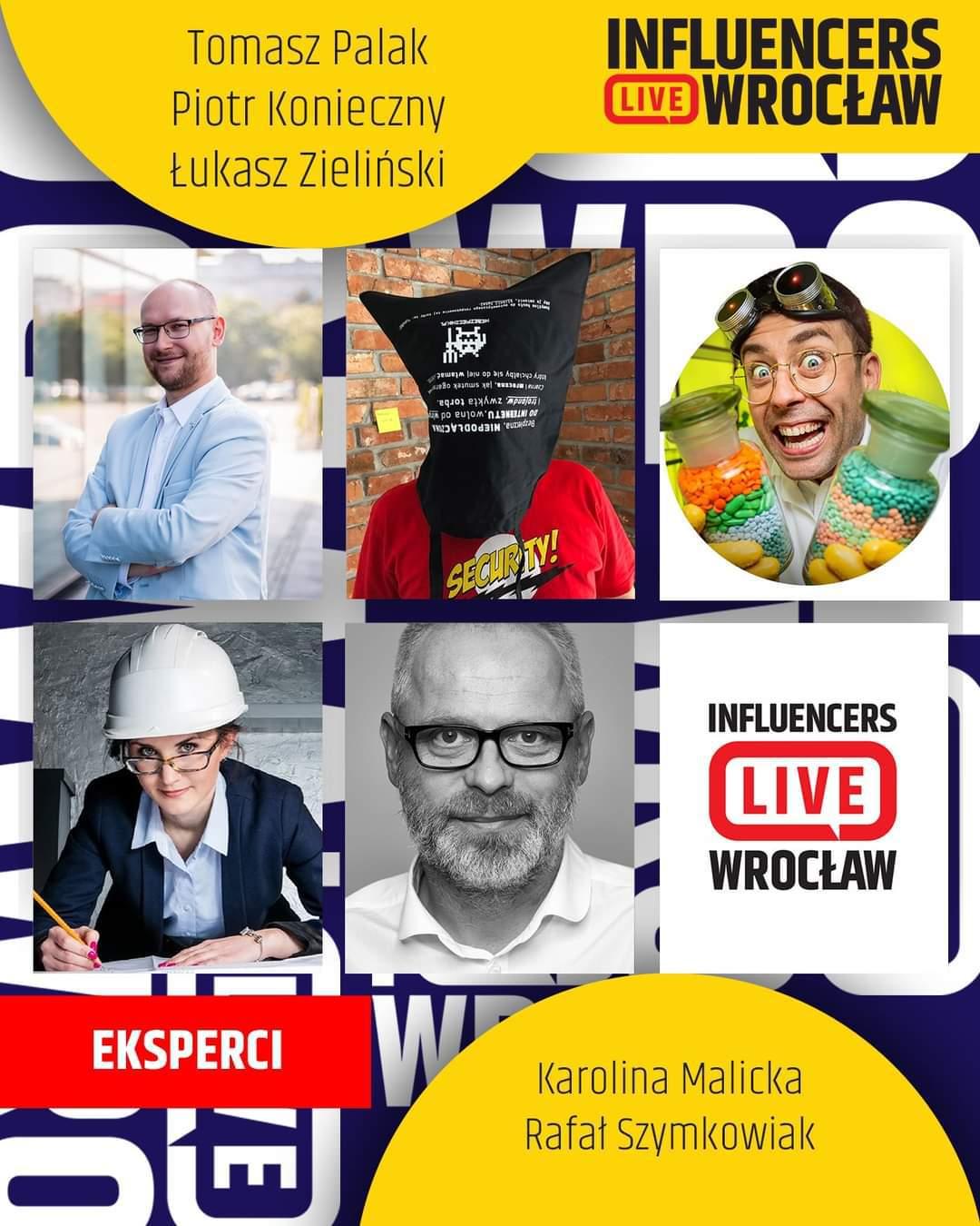 influencer wrocław
